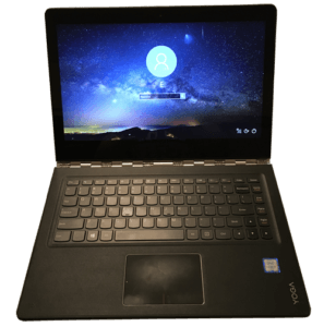 Lenovo Yoga 900 Laptop Front View
