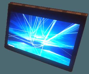 Lenovo Yoga 900 Laptop Tent Mode