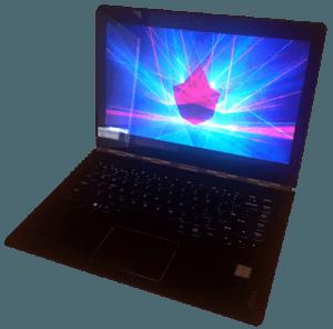Lenovo Yoga 900 Laptop Front
