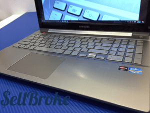 Samsung Series 7 Chronos Laptop Keyboard
