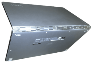 Lenovo Yoga 900 Laptop Hinge Design