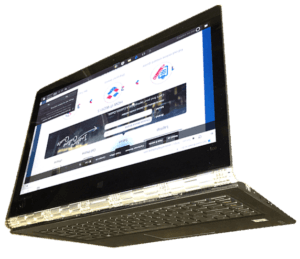 Lenovo Yoga 900 Laptop Theater Mode