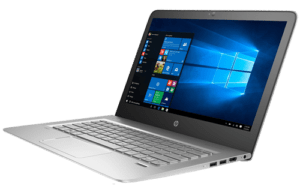 HP Envy 13 Laptop 2016 Right Side