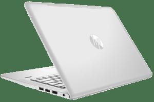 HP Envy 13 Laptop 2016 Back