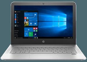 HP Envy 13 Laptop 2016 Front