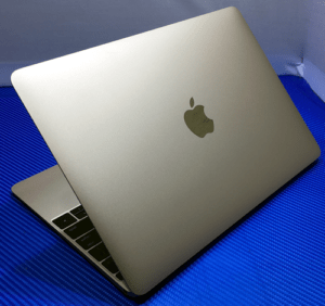 MacBook 12 Laptop Back
