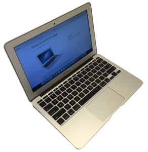 MacBook Air A1465 11 Laptop Left Angle