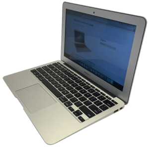 MacBook Air A1465 11 Laptop Right Angle