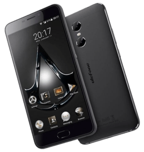 UleFone Gemini Phone Black