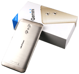 UleFone Gemini Phone with Box