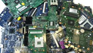 Broken Laptop Motherboards