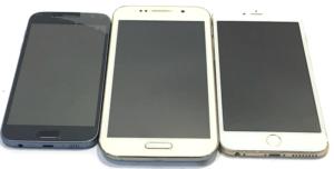 Counterfeit Smartphones