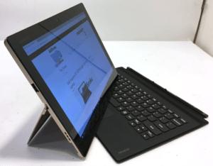 Lenovo Miix 700 Tablet Detached Left Angle