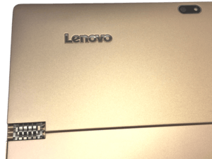Lenovo Miix 700 Tablet Watchband Hinge and 3D Camera