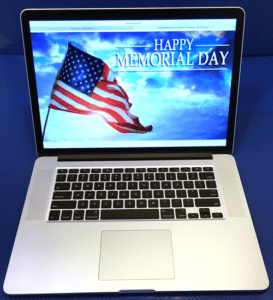 MacBook Pro Sale Memorial Day