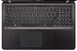 Asus Q524 Laptop Keyboard and Trackpad