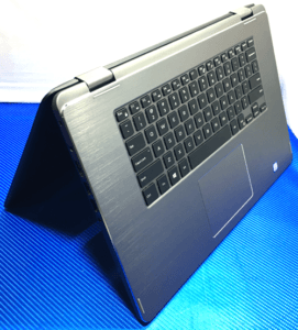Dell Inspiron 15 7568 Laptop Tent Mode