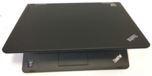 Lenovo ThinkPad Yoga 12 Laptop Case from above