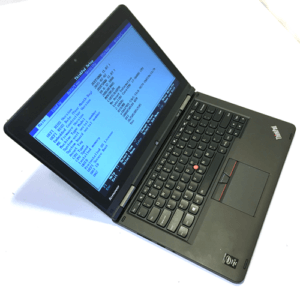 Lenovo ThinkPad Yoga 12 Laptop Left Angle