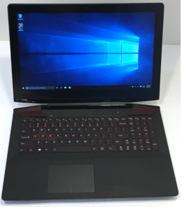 Lenovo Y700 Gaming Laptop Front