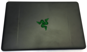 Razer Blade RZ09 0196 Laptop Top Case and Logo