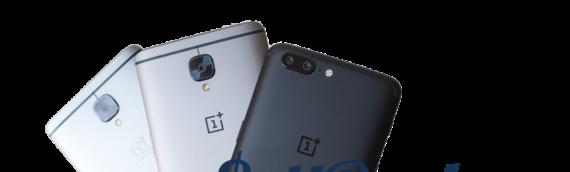 OnePlus 5 Phone