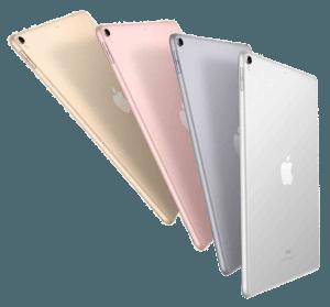 iPad Pro 10.5 Colors