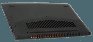 Lenovo Legion Y520 Core i5 Laptop Bottom