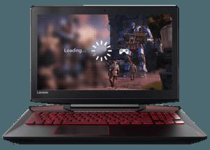 Lenovo Legion Y720 Laptop Front