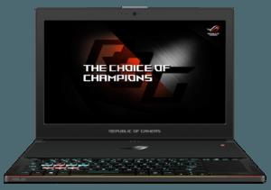 Asus ROG Zephyrus GX501 Laptop Front