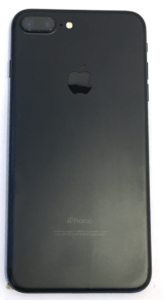 iPhone 7 Plus Black Back