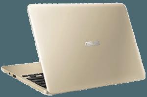 Asus E200HA Laptop Left Back