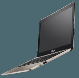 Asus E200HA Laptop Right Angle
