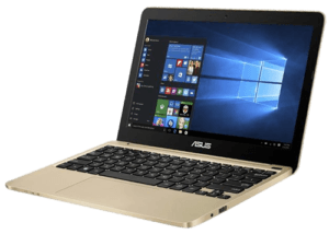 Asus E200HA Laptop Right Front