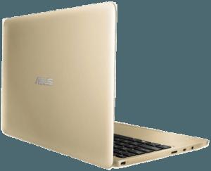 Asus E200HA Laptop Right Side Back