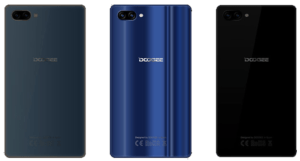 Doogee Mix Phones Colors