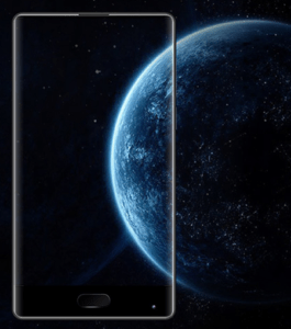 Doogee Mix Phone Display Planet
