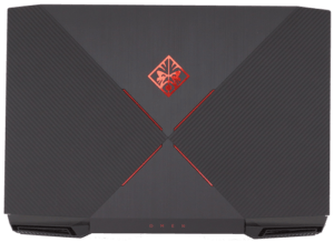 HP Omen 15 2017 Laptop Back Case