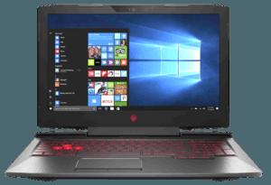 HP Omen 15 2017 Laptop Front
