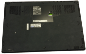MSi Stealth GS63VR Laptop Bottom