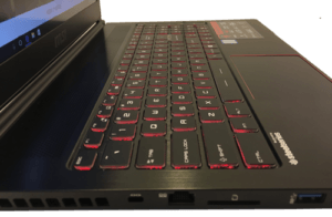 MSi Stealth GS63VR Laptop Keyboard
