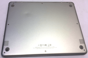 Samsung Chromebook Pro Laptop Bottom