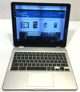 Samsung Chromebook Pro Laptop Front
