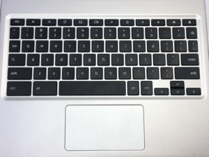 Samsung Chromebook Pro Laptop Keyboard