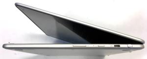 Samsung Chromebook Pro Laptop Left Side