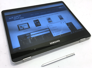 Samsung Chromebook Pro Tablet with Pen