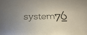 System76 Laptop Logo
