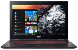 Acer Nitro 5 Laptop Front