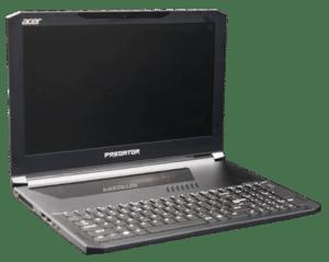 Acer Predator Triton 700 Laptop Front