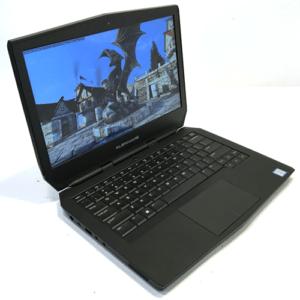Alienware 13 R2 Laptop Left Angle